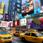 How is technology changing the OOH media?