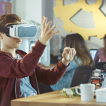 VR and AR are making a dent in how education is delivered.