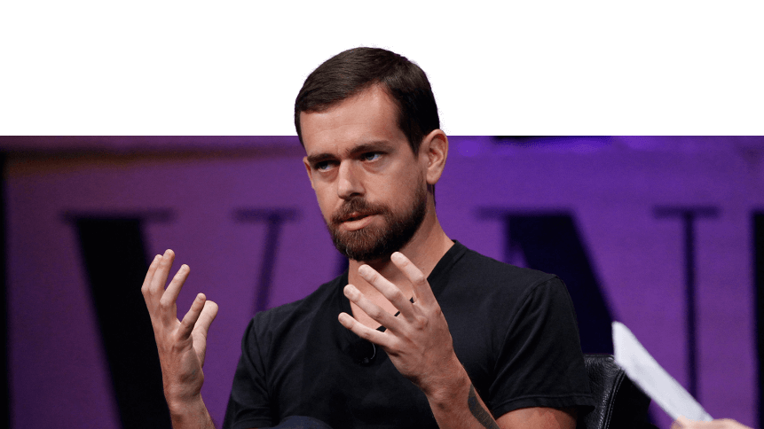 Twitter Co-Founder Kack Dorsey will appear in Washington today.
