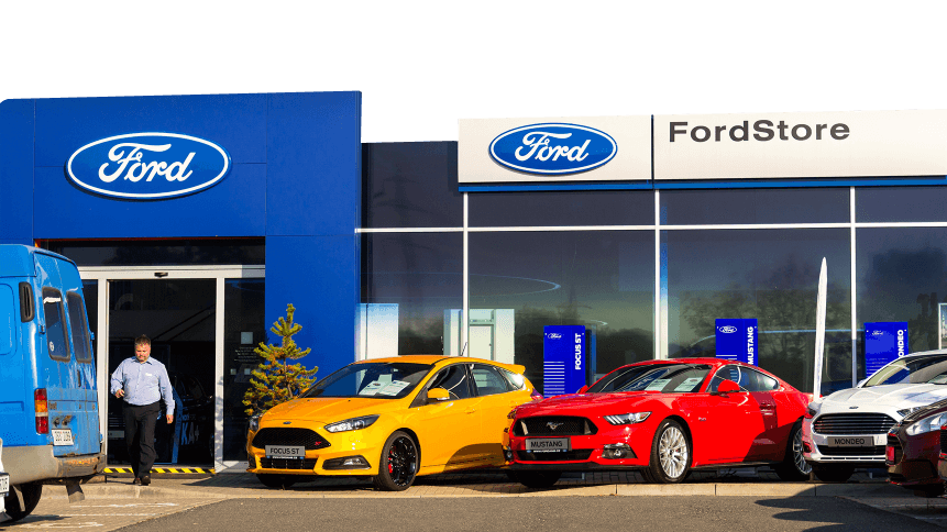 Should Ford try e-commerce again?