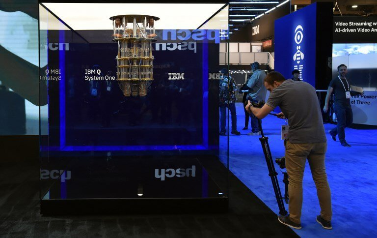 IBM launches Q System One