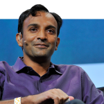 U.S. Chief Data Scientist DJ Patil speaks onstage during TechCrunch Disrupt SF 2015 at Pier 70