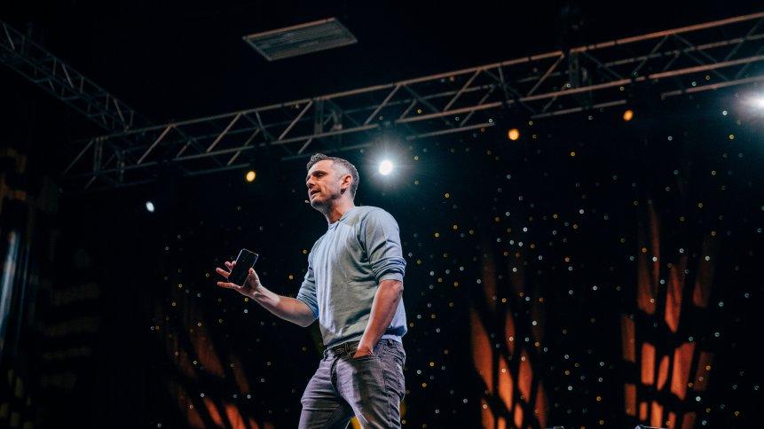 Serial entrepreneur, Gary Vaynerchuk