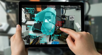 There could be big potential for AR in sales