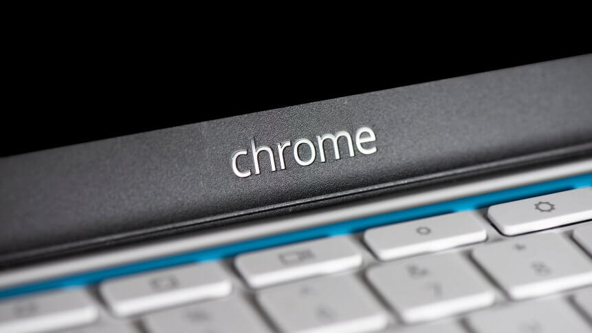 Chromebooks could become a familiar site in offices.