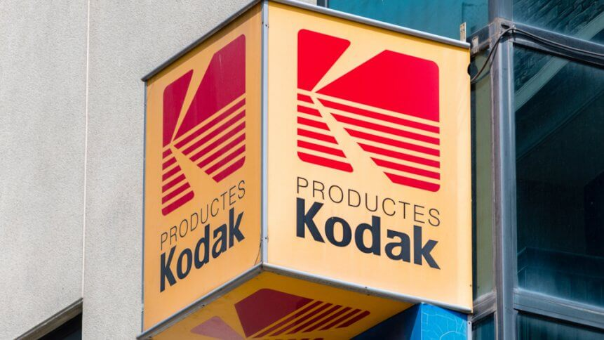 Kodak is often used as an example of companies that failed to keep up with the times, but is there a digital transformation lesson there? Source: Shutterstock