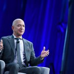 Jeff Bezos, owner of Amazon and cloud-leader AWS