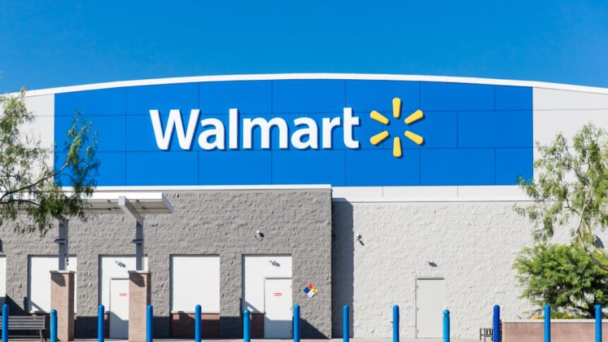 Walmart unveils its subscription-based program. Source: Shutterstock