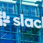 Slack offers an enterprise-based communication platform. Source: Shutterstock