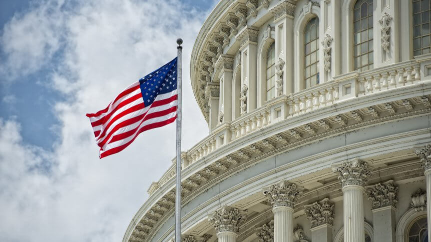 Washington DC Capitol Dome