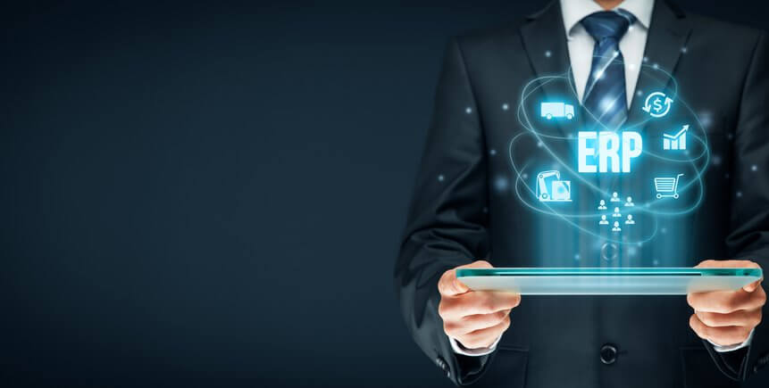 Mobile-based enterprise resource planning could save companies valuable time and money