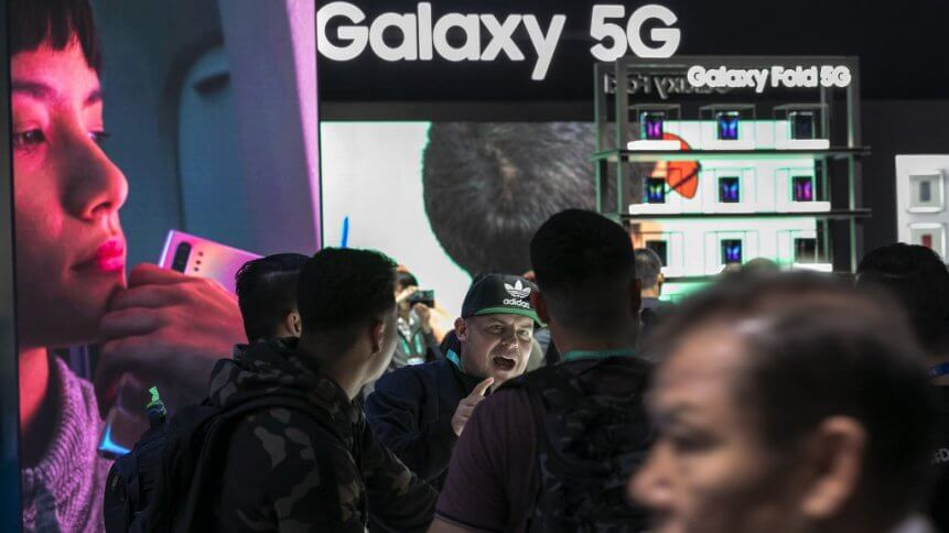 In pursuit of Industry 4.0, Samsung Galaxy 5G will be utilized to research solutions, but so will Samsung's end-to-end enterprise network solutions