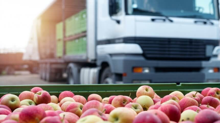 Food wastage worldwide could be reduced by 20% by the year 2025 and by 50% in 2030, if food and produce supply chains can be reoutfitted with IoT sensor labels