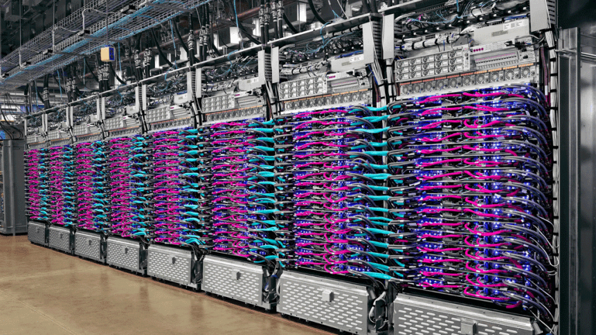 Google uses AI to design next-gen chips faster than humans.