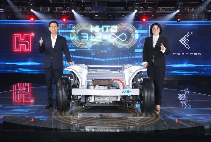 Foxconn is betting to successfully shift its electronics expertise to manufacturing an electric vehicle (EV)
