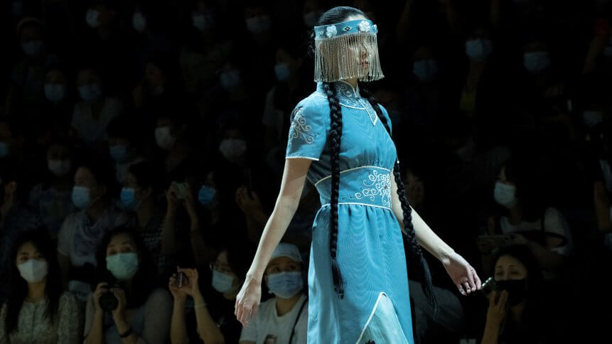 Fashion brands are adopting technology like AI that will predict and design apparel of the future