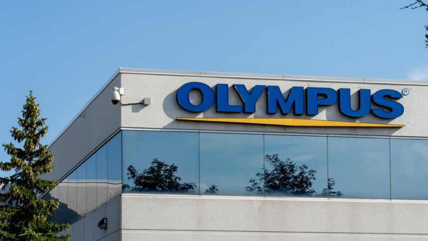 """Olympus says its EMEA IT network has been hit by """"suspicious activity"""", with a ransom note left on devices claiming to be from the BlackMatter ransomware group."""
